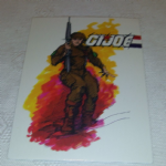 1994 GI Joe 30th Salute #16 Ron Rudat  Trading card